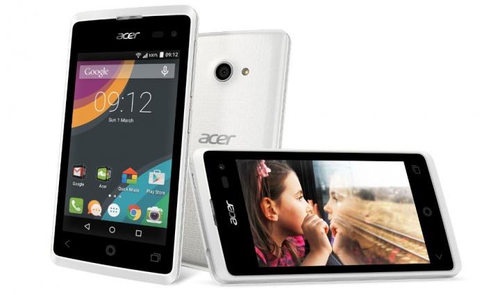 Acer presenta sus novedades en el MWC: Android, Windows Phone y una smartband