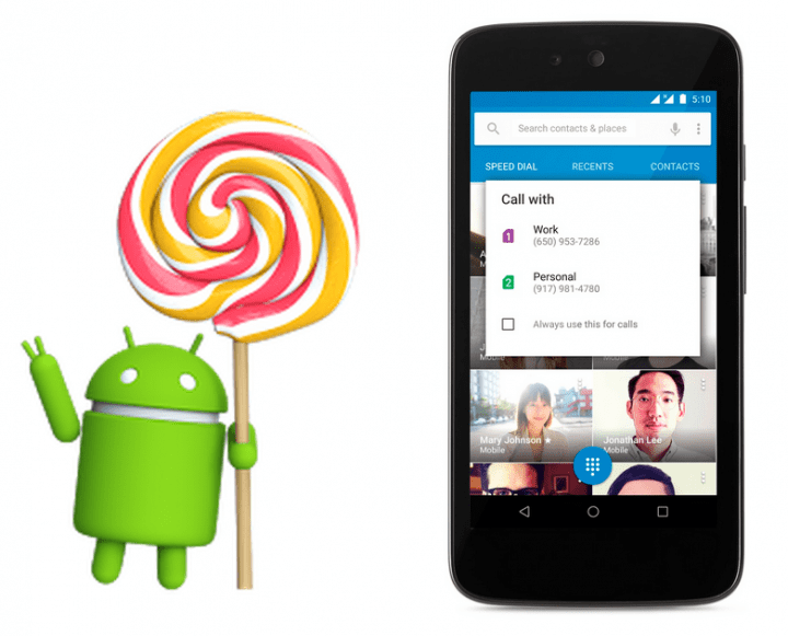 Imagen - Android 5.1 ya es oficial: conoce las novedades del renovado Lollipop