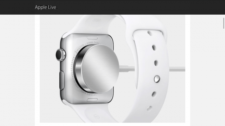 Imagen - Apple Watch presentado de manera oficial, en preventa el 10 de abril