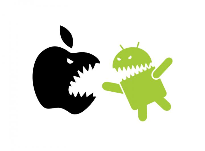 Android está presente en casi un 90% de dispositivos móviles