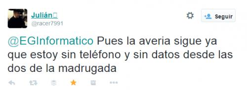 Imagen - La red móvil y fija de Movistar sufre una caída durante la madrugada