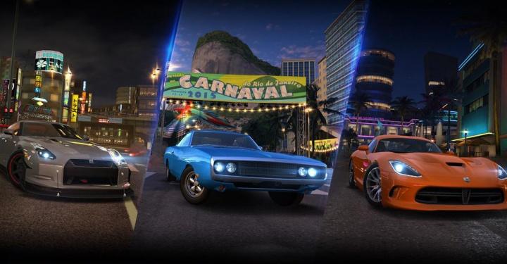 Descarga Fast & Furious: Legado, el juego de la película para Android