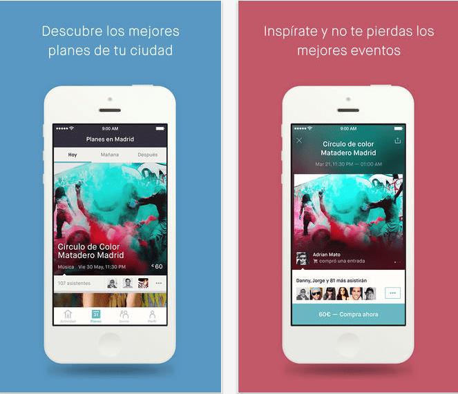 Imagen - Fever, la app para encontrar planes en tu ciudad