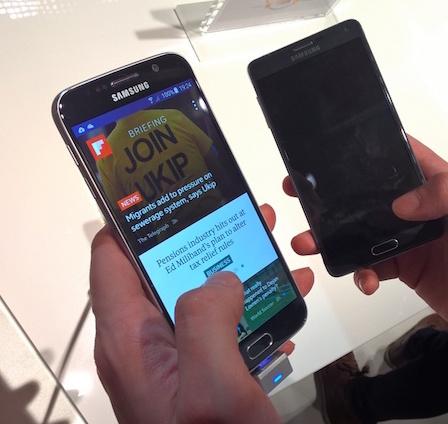 Imagen - Precios del Samsung Galaxy S6 y S6 Edge con Yoigo