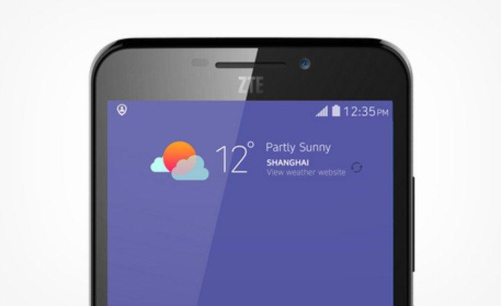 ZTE Grand S3, un smartphone de gama alta con reconocimiento ocular