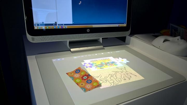 Imagen - HP Sprout, escanea objetos reales en 3D
