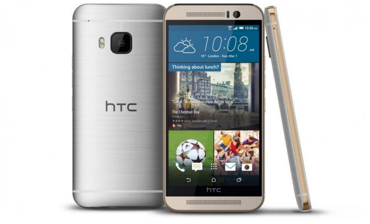Ya es oficial el HTC One M9, el tope de gama de HTC se renueva
