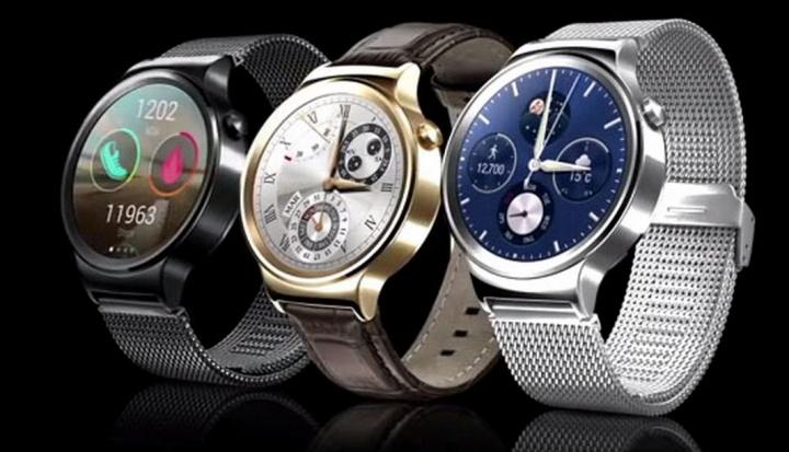Huawei Watch es oficial: un elegante smartwatch de acero con Android Wear