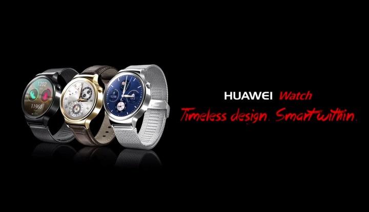Imagen - Huawei Watch costará 349 y no 999 euros