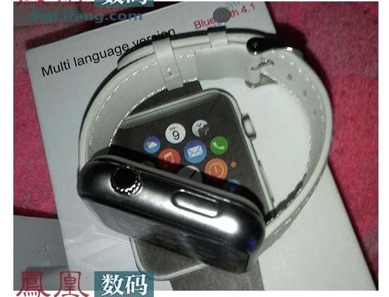 """Imagen - El """"Apple Watch"""" de 45 dólares"""