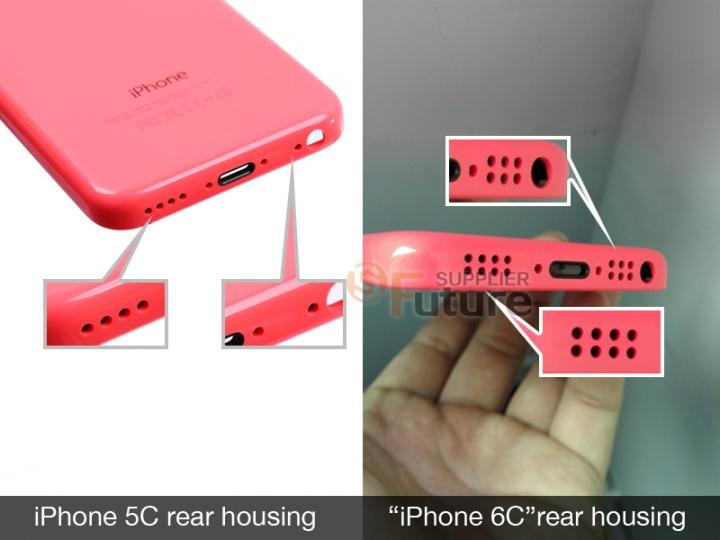 Imagen - Se filtra una foto del iPhone 6C