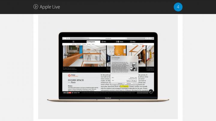 Mac Air 12'' Retina presentado de manera oficial, el más fino jamás visto