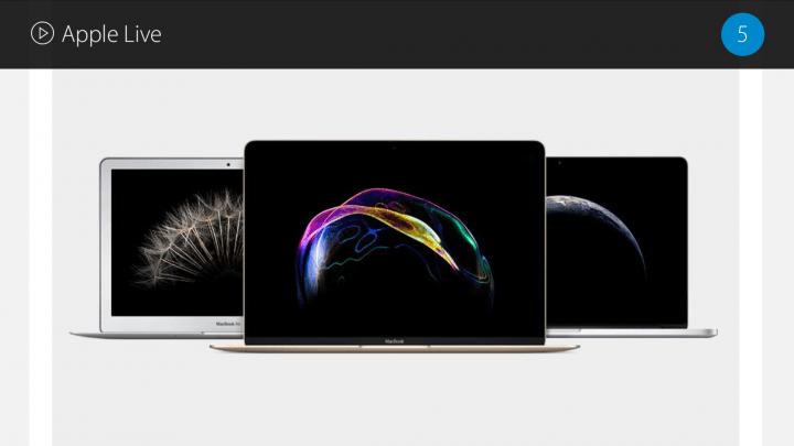 Imagen - Mac Air 12'' Retina presentado de manera oficial, el más fino jamás visto