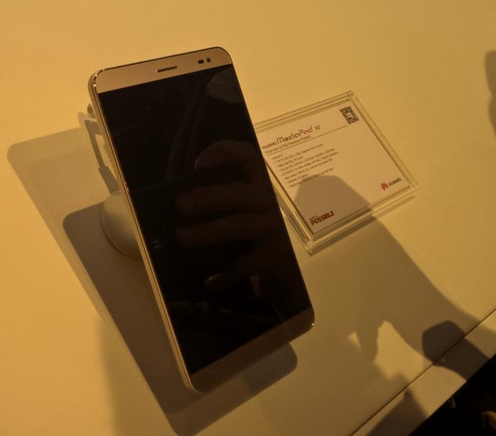 Imagen - Huawei MediaPad X2, la nueva tablet de gama alta de Huawei ya es oficial