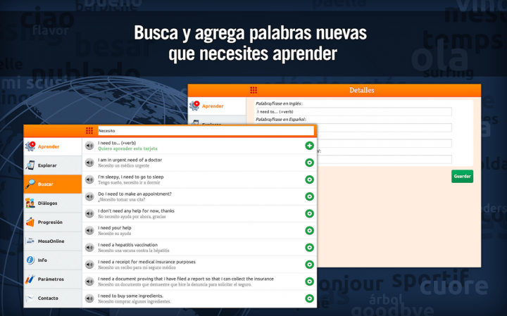 Imagen - Descarga MosaLingua LITE, la app gratuita para aprender inglés