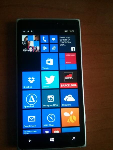 Imagen - Review: Nokia Lumia 830, cámara y autonomía increíble
