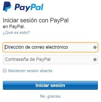 Imagen - Cuidado con un falso email de un ingreso en PayPal
