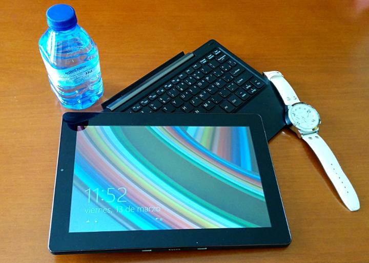 Imagen - Review: SPC Smartee Winbook, una tablet con teclado muy atractiva