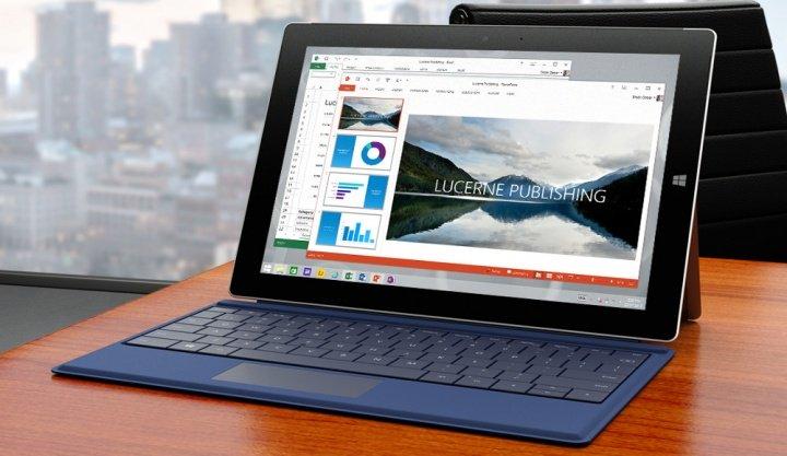 7 tablets de 10 pulgadas con Windows 10