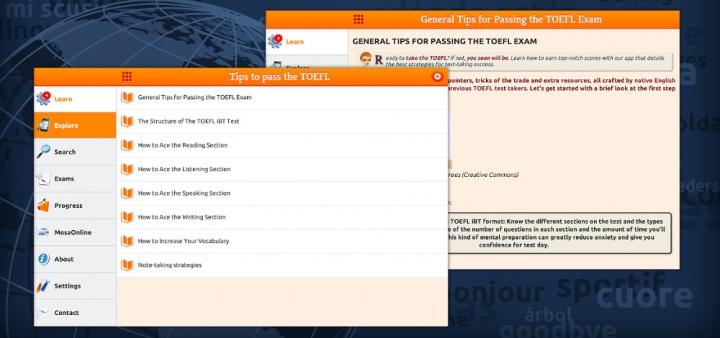 Imagen - Descubre dos apps para preparar exámenes del TOEFL y el TOIEC