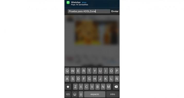 """Imagen - Cómo responder en iOS sin ponerse """"en línea"""""""