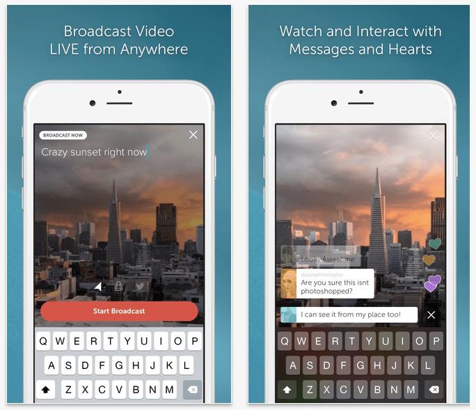 Imagen - Periscope, la nueva app de Twitter para retransmitir vídeo en directo