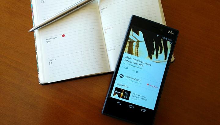 Imagen - Review: Wiko RIDGE 4G, un smartphone de gama media con un diseño sobresaliente