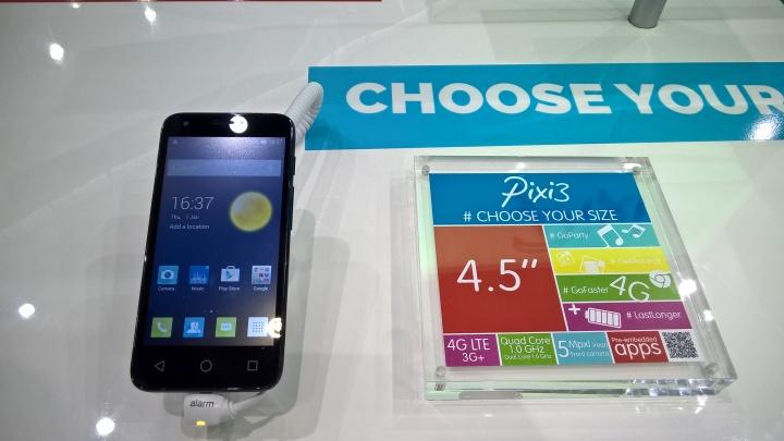 Imagen - Alcatel ONETOUCH Idol 3, los nuevos teléfonos de Alcatel