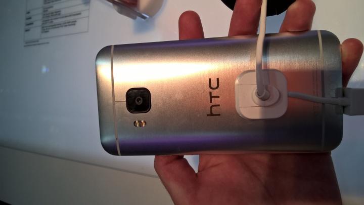 Imagen - Ya es oficial el HTC One M9, el tope de gama de HTC se renueva
