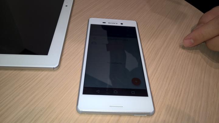 Imagen - Sony Xperia M4 Aqua, un smartphone de gama media muy resistente