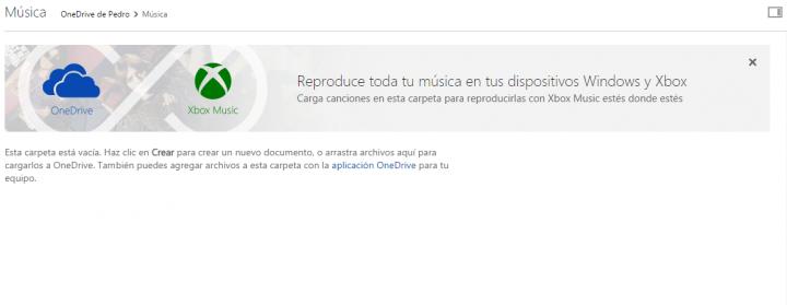 Imagen - Xbox Music se integra con OneDrive: streaming gratuito de música