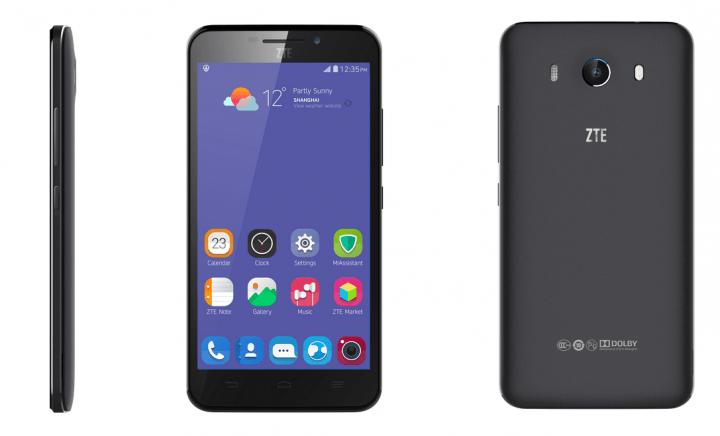 Imagen - ZTE Grand S3, un smartphone de gama alta con reconocimiento ocular