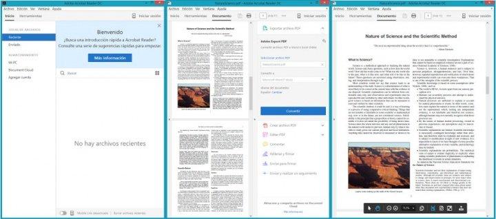 Imagen - Descarga Adobe Acrobat Reader DC, el renovado lector de PDF