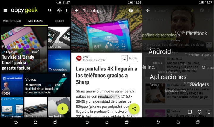 Imagen - Appy Geek 5 ya disponible para iOS y Android