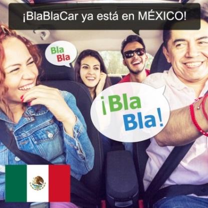 Imagen - BlaBlaCar ya está disponible en México