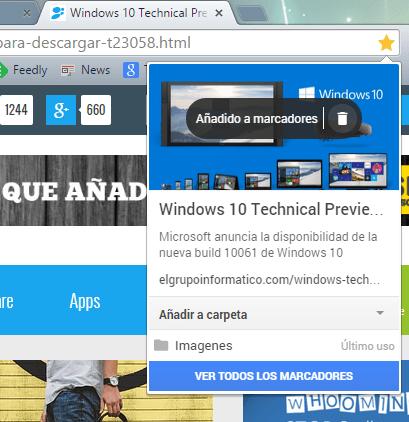 Imagen - Descarga Google Chrome 47 con mejoras para Windows 10