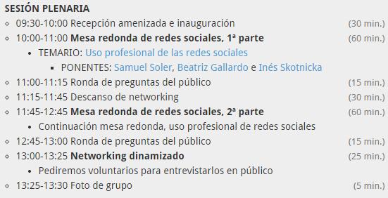 Imagen - Desafío Lab, el evento que enfrenta a Facebook, Twitter y LinkedIn
