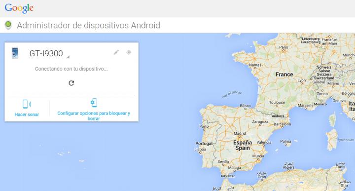 """Imagen - """"Encuentra mi teléfono"""": Google te ayuda a localizar tu smartphone"""