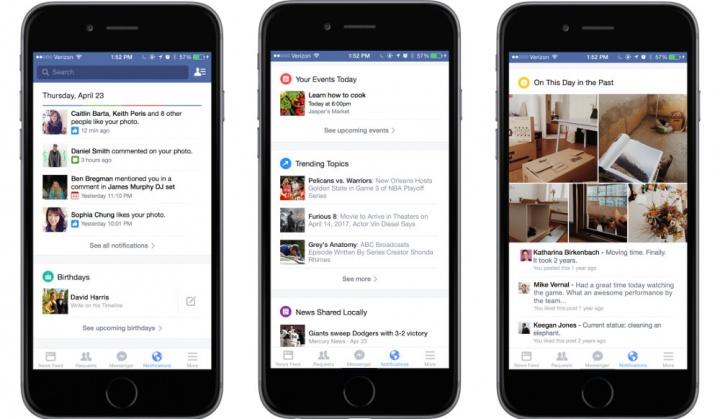 Imagen - Facebook agota la batería de tu iPhone