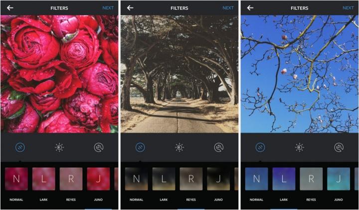 Imagen - Los filtros de Instagram son usados como nombres para bebés