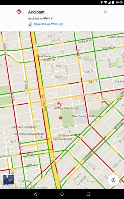 Imagen - Google Maps para iOS ya cuenta con condiciones de tráfico en tiempo real por voz