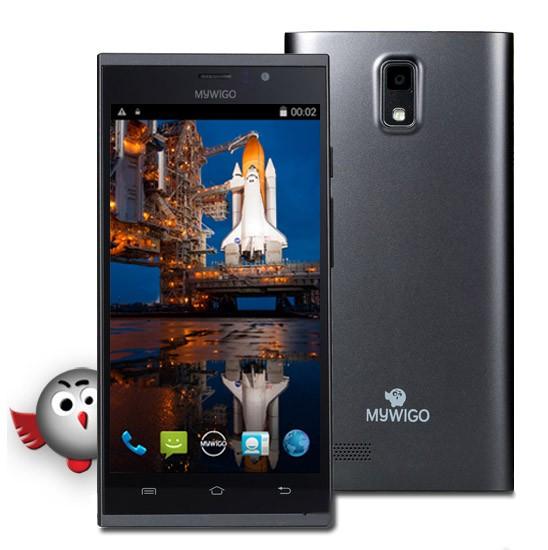 Imagen - MyWigo Halley, el primer smartphone 4G de la marca española
