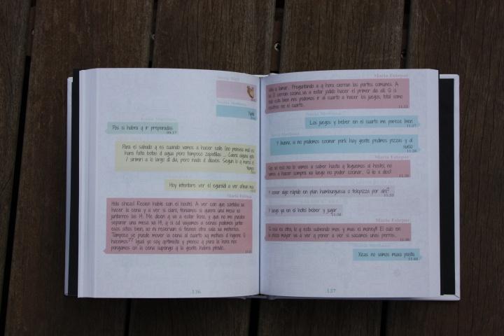 Imagen - The ChatBook, convierte tus conversaciones de WhatsApp en un libro
