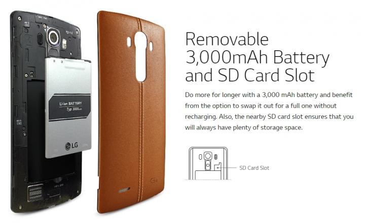 Imagen - Se filtra el LG G4 con curvatura y carcasa de cuero