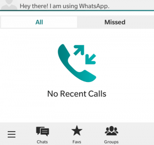 Imagen - Las llamadas de WhatsApp llegan a BlackBerry ¿Y Windows Phone e iPhone?