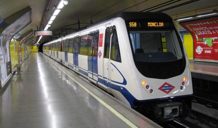 Difunden una amenaza terrorista del Metro de Madrid en WhatsApp