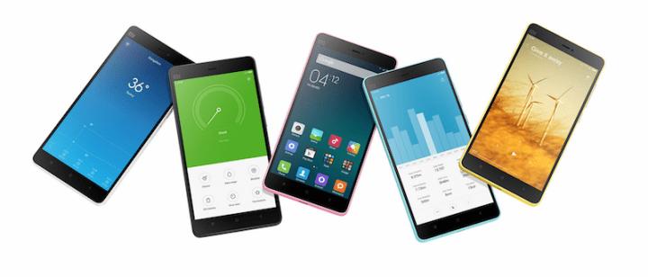 Imagen - Xiaomi Mi 4i ya es oficial: el hermano menor del alta gama chino