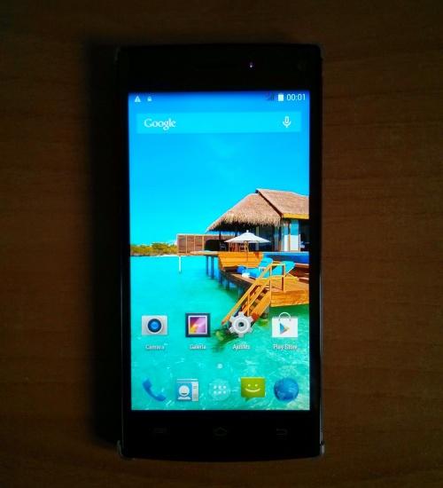 Imagen - Review: Mlais M9, un smartphone que cumple con sus especificaciones