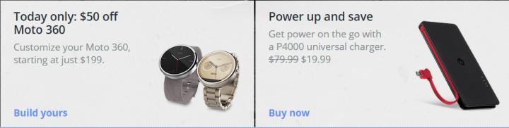 Imagen - El Moto X rebajado 140 dólares por el April Fool's Day