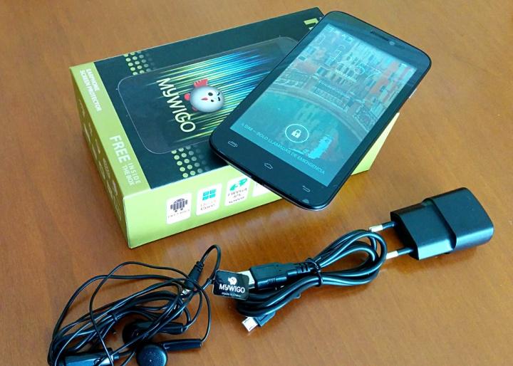 Imagen - Review: MyWigo Magnum, un smartphone de bajo coste muy equilibrado